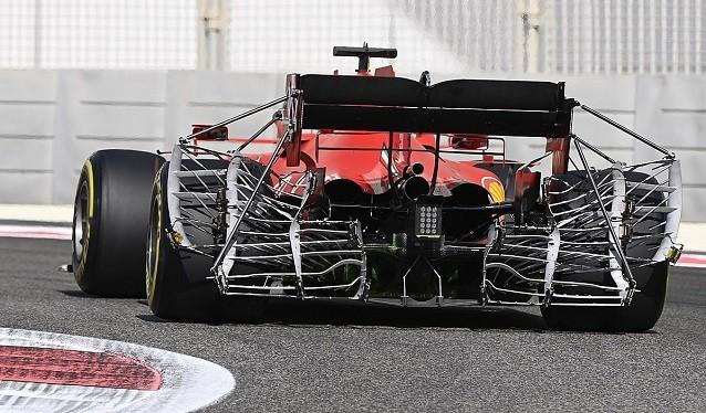 El Ferrari SF21, estará limitado...
