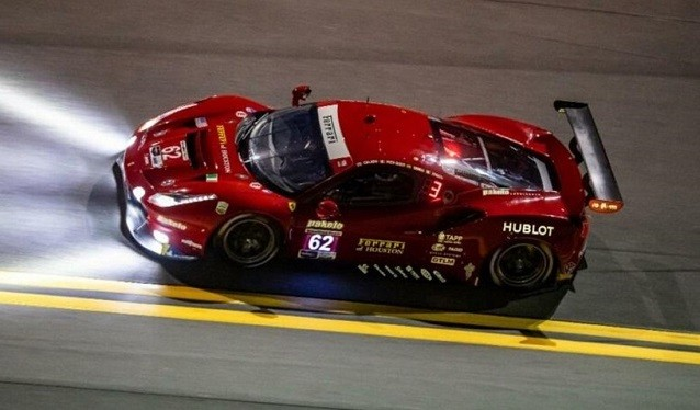 Risi Competizione anuncia sus pilotos para las 24h de Daytona