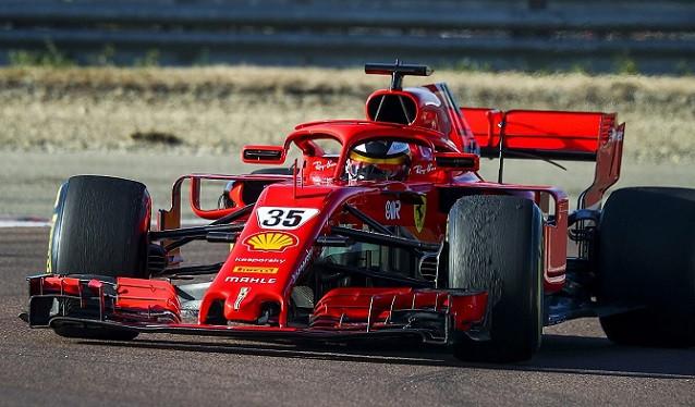 1ª Jornada de Test de Ferrari en Fiorano