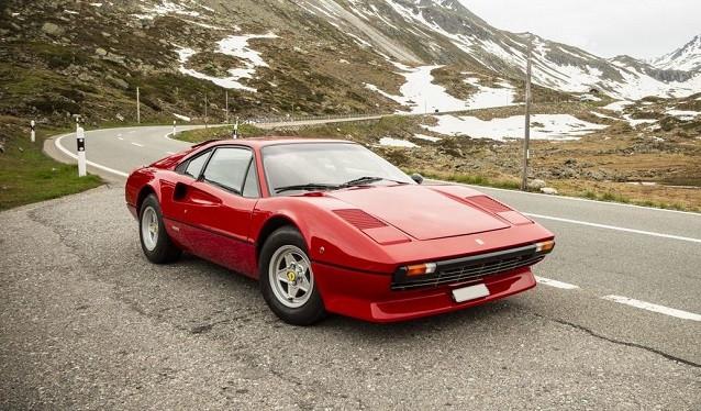 """Un raro Ferrari 308 GTB """"Vetroresina"""" sale a subasta"""