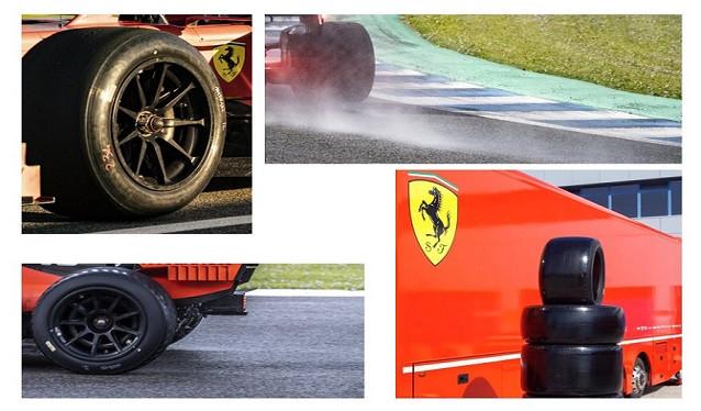 Sainz y Ferrari ponen punto y final a los test de Pirelli en Jerez