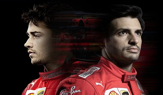 La Scuderia Ferrari presenta su equipo y sus objetivos para 2021