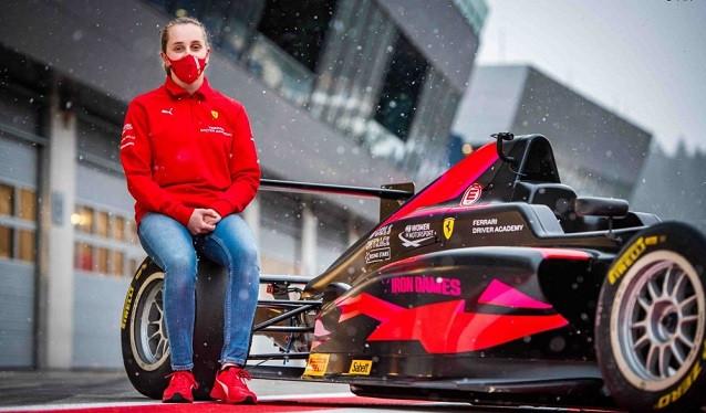La Ferrari Driver Academy renueva su colaboración con la FIA…