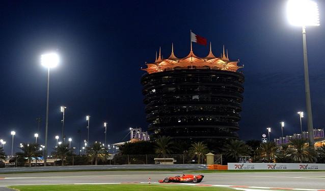 GP de Bahrain de F 1 - Libres del Viernes