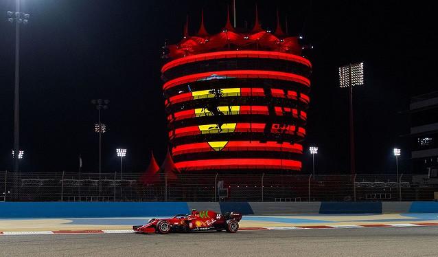 GP de Bahrain de F 1 - Calificación