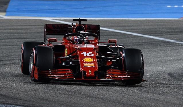GP de Bahrain de F 1 - Carrera