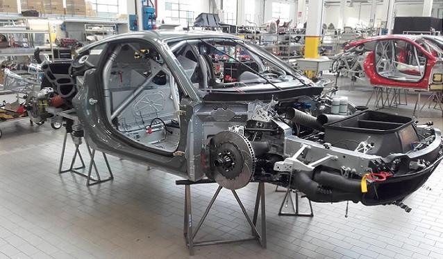 Ferrari estudia cambios en su programa GT con el desarrollo de su LMH