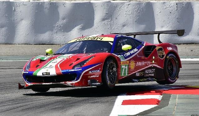 Ferrari se compromete con la clase GT hasta 2022