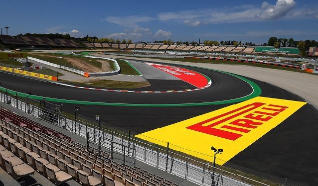 GP de España de F1 - Libres del Viernes