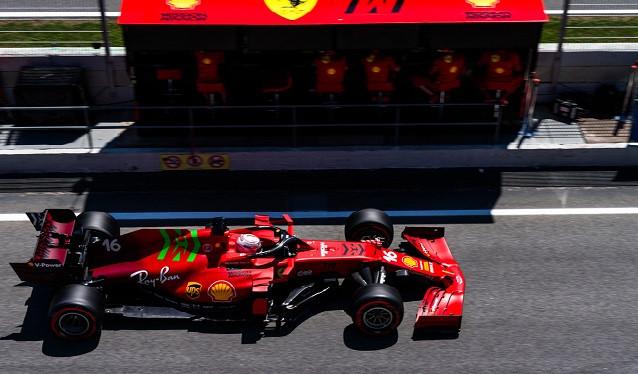 GP de España de F1 - Carrera