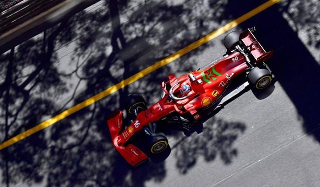 GP de Mónaco de F1 - Libres del Jueves