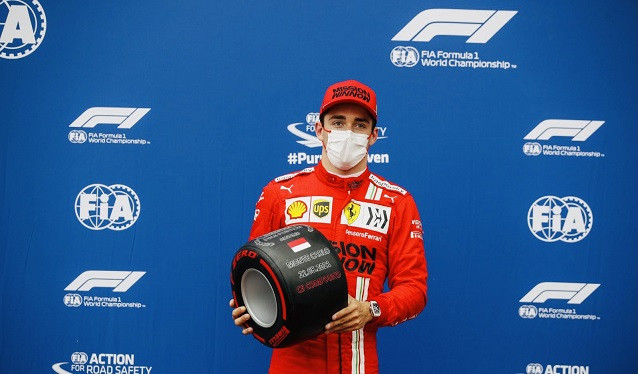 GP de Mónaco de F1 - Calificación