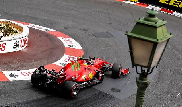 GP de Mónaco de F1 - Carrera