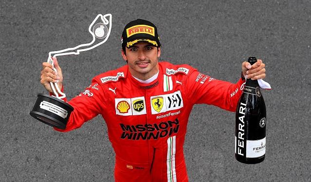 Primer podio de Sainz con Ferrari, y en Mónaco…
