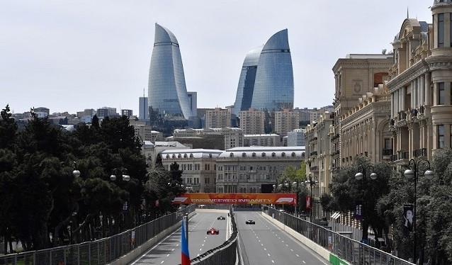 GP de Azerbaiyán de F1 - Previo