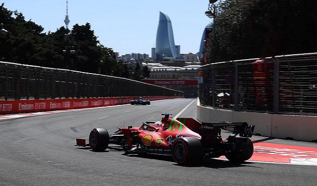 GP de Azerbaiyán de F1 - Carrera