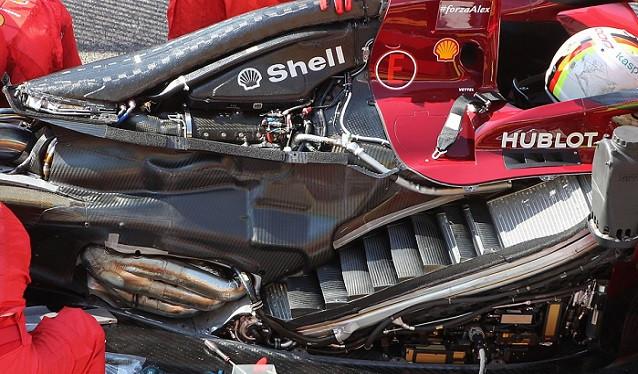 Ferrari descarta el concepto del turbo dividido para 2022…