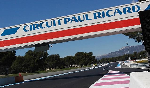GP de Francia de F1 - Previo