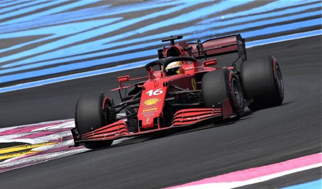 GP de Francia de F1 - Libres del Viernes