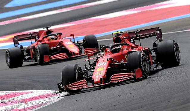 GP de Francia de F1 - Carrera