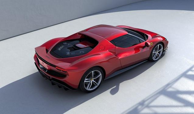 Nuevo Ferrari 296 GTB