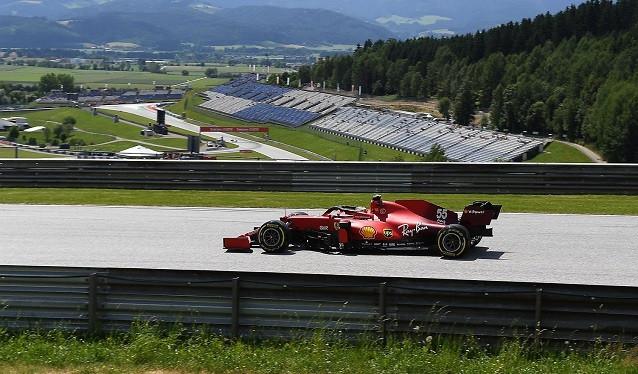 GP de Estiria de F1 - Libres del Viernes