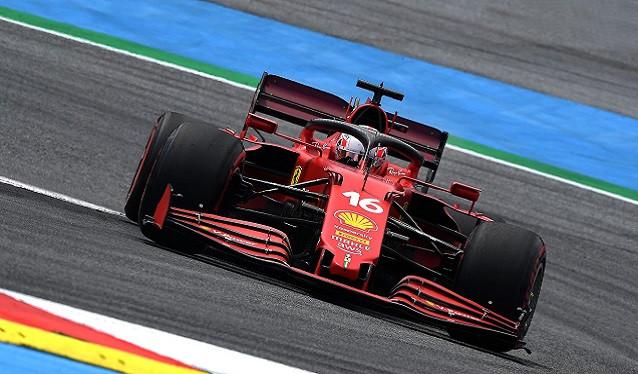 GP de Estiria de F1 - Calificación