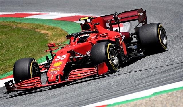 GP de Estiria de F1 - Carrera