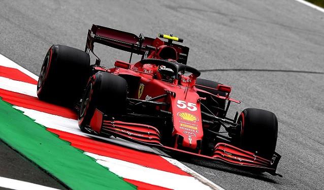 GP de Austria de F1 - Libres del Viernes