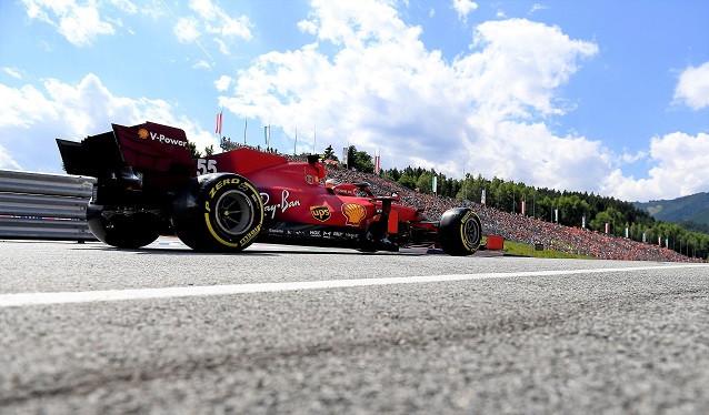 GP de Austria de F1 - Carrera