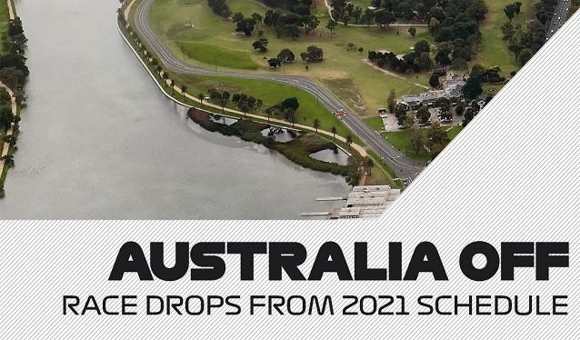 El GP de Australia de Fórmula 1 se cancela...