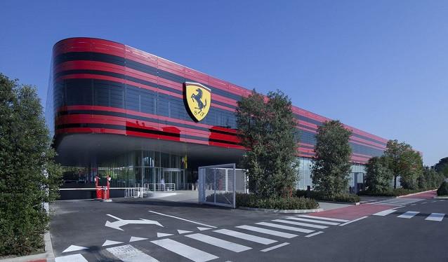 La Scuderia Ferrari ya tiene su nuevo Simulador