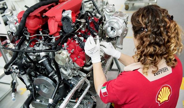 Ferrari es declarada como una empresa igualitaria