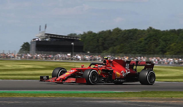 GP de Gran Bretaña de F1 - Sesión Libre del Viernes