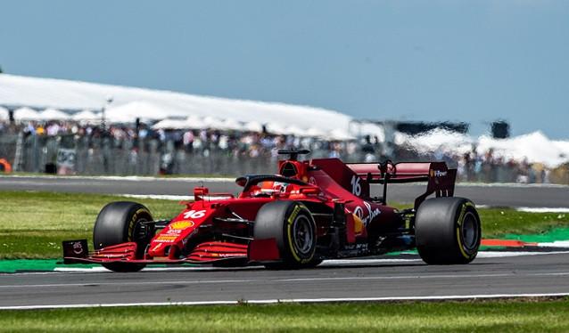 GP de Gran Bretaña de F1 - Clasificación Sprint