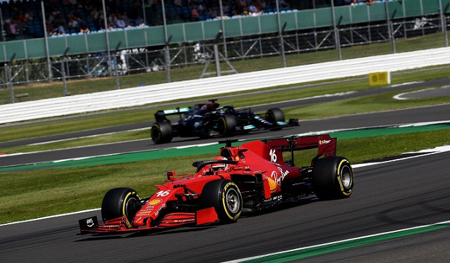 GP de Gran Bretaña de F1 - Carrera
