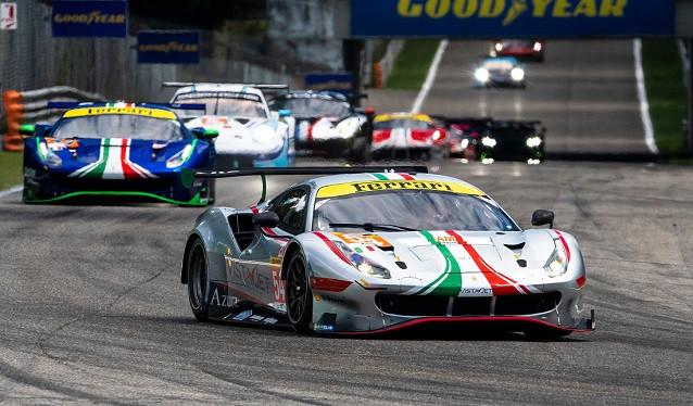 WEC - 6h de Monza - Carrera