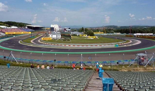 GP de Hungría de F1 - Previo