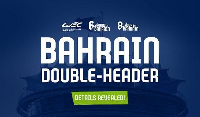 Bahrain acogerá las dos últimas carreras de la temporada del WEC