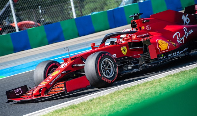 GP de Hungría de F1 - Calificación