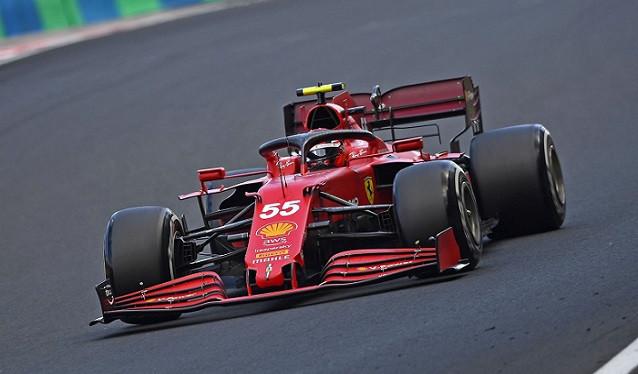 GP de Hungría de F1 - Carrera