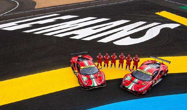 WEC - 24h de Le Mans - Libres 1, Clasificación y Libres 2