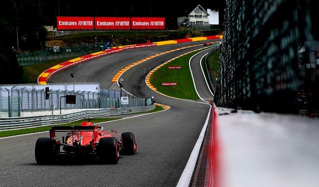 GP de Bélgica de F1 - Previo