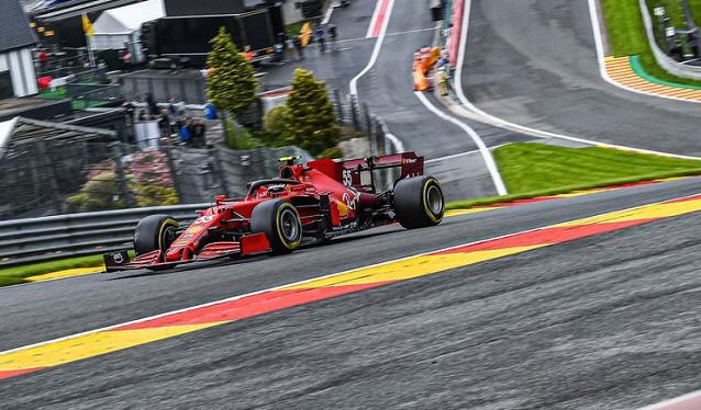 GP de Bélgica de F1 - Libres del Viernes