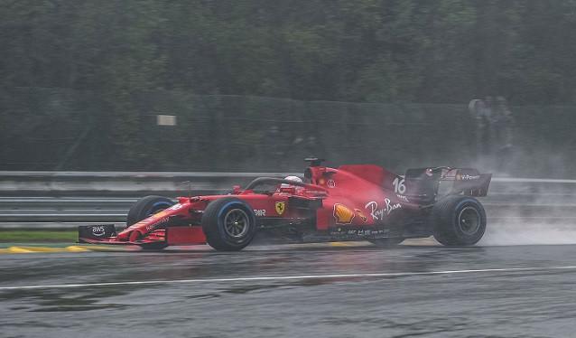 GP de Bélgica de F1 - Carrera