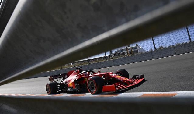 GP de Países Bajos de F1 - Libres del Viernes