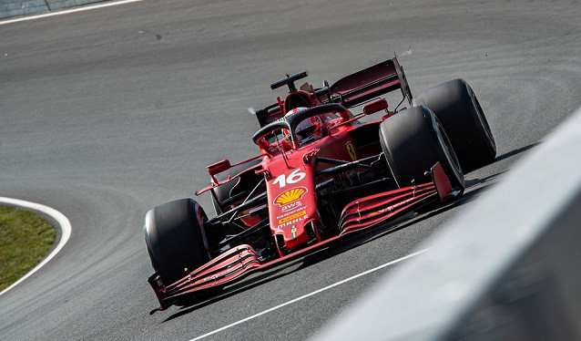 GP de Países Bajos de F1 - Calificación