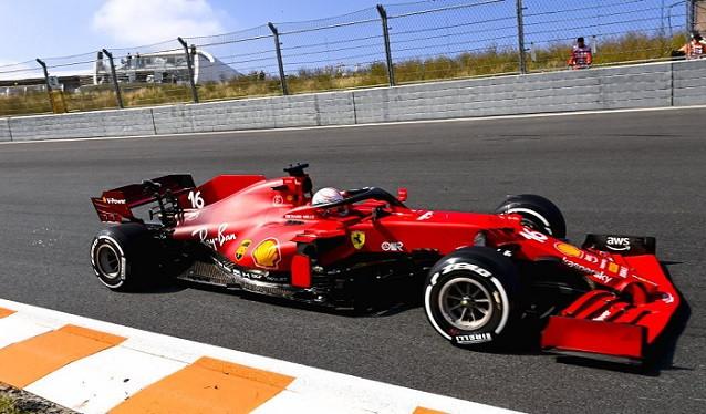 GP de Países Bajos de F1 - Carrera
