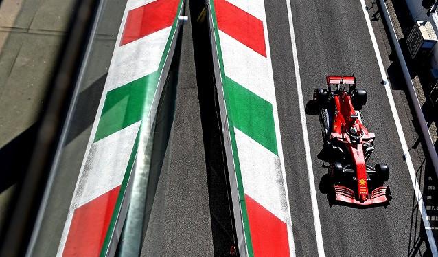 GP de Italia de F1 - Previo
