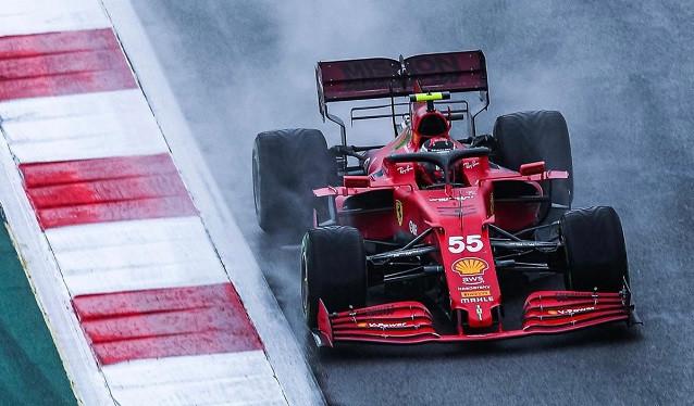 GP de Rusia de F1 - Calificación